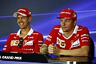 Vettel: Apolitical Raikkonen my best-ever F1 teammate