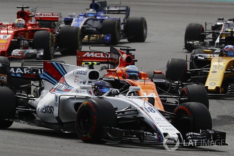 """Alonso válasza Vettelnek: """"Kék zászló, kék zászló"""""""