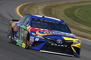 NASCAR Cup Reporte de la carrera Kyle Busch gana la Etapa 1 en Pocono