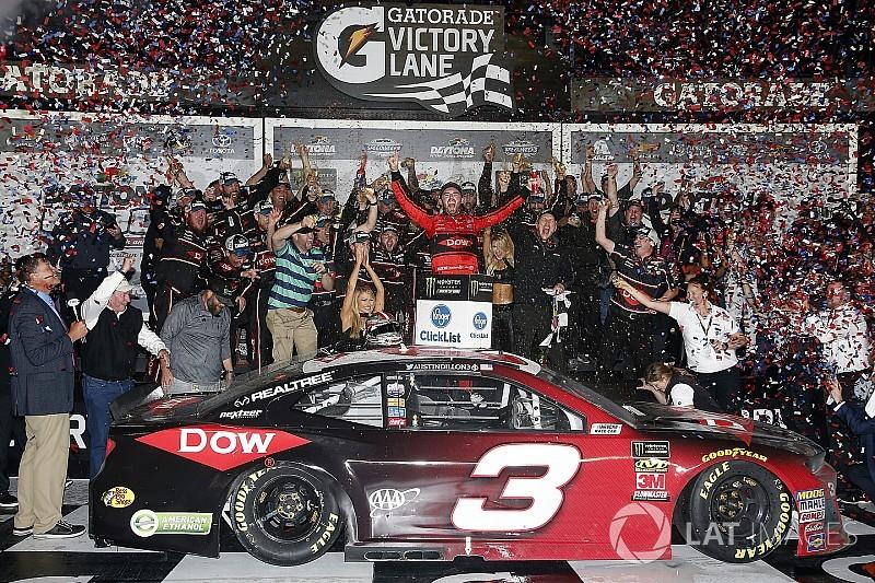 Mit Earnhardt-Move: Austin Dillon gewinnt wildes Daytona 500
