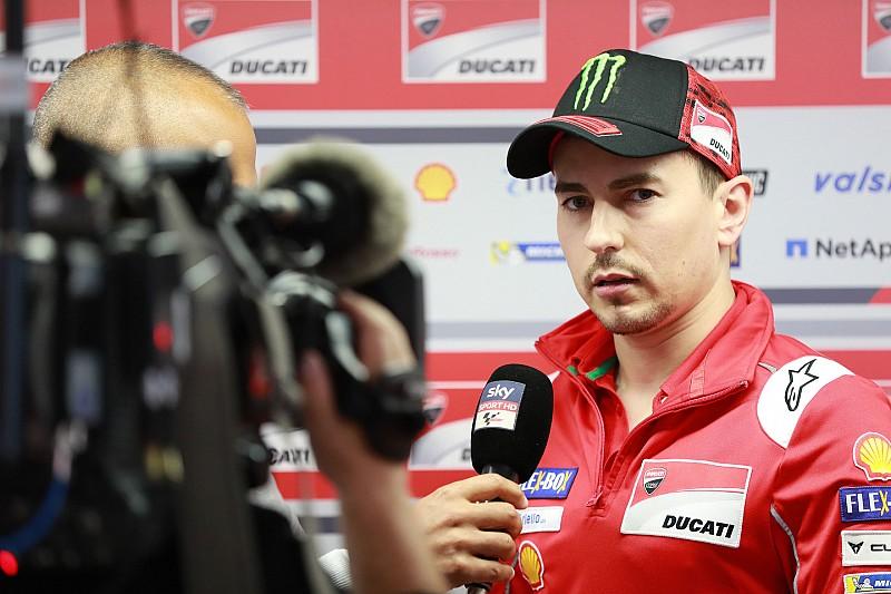 Лоренсо: У Ducati помилились – я не великий гонщик, я чемпіон