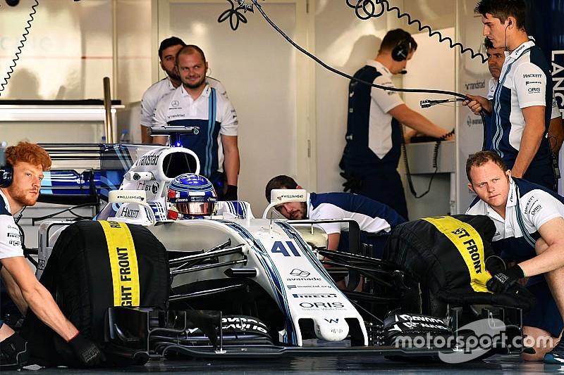 Сироткін відмовився порівнювати Williams із Renault