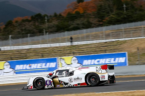 Asian Le Mans Preview Cosmo and Byrne head into Round 3 in Buriram