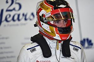 General Noticias de última hora Leclerc le arrebata a Alonso el Debutante del Año en los Autosport Awards