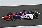 Kanaan tops windy Indy manufacturer test