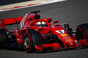 Formula 1 Breaking news Vettel: Sorting front end key to