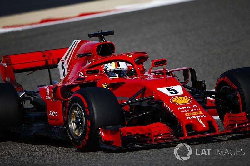 """Vettel califica como """"sorprendente"""" su calificación"""