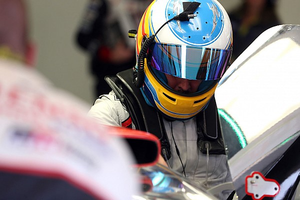 Le Mans Chance auf Alonso-Start bei 24h Le Mans 2018 bei 50 Prozent