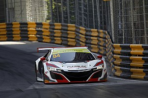 Honda enters factory NSX GT3 for IGTC