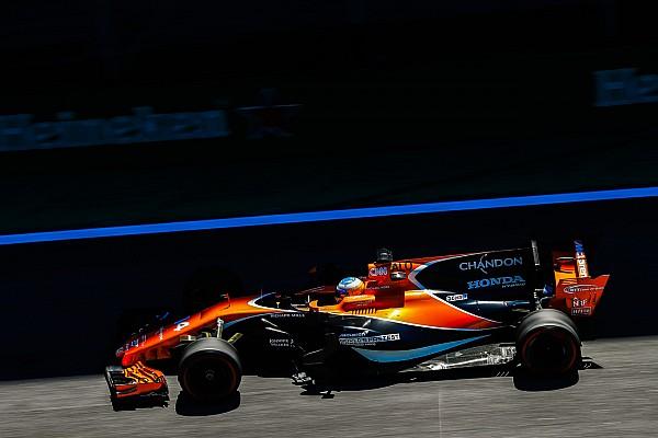 Forma-1 McLaren: Jól jött, hogy