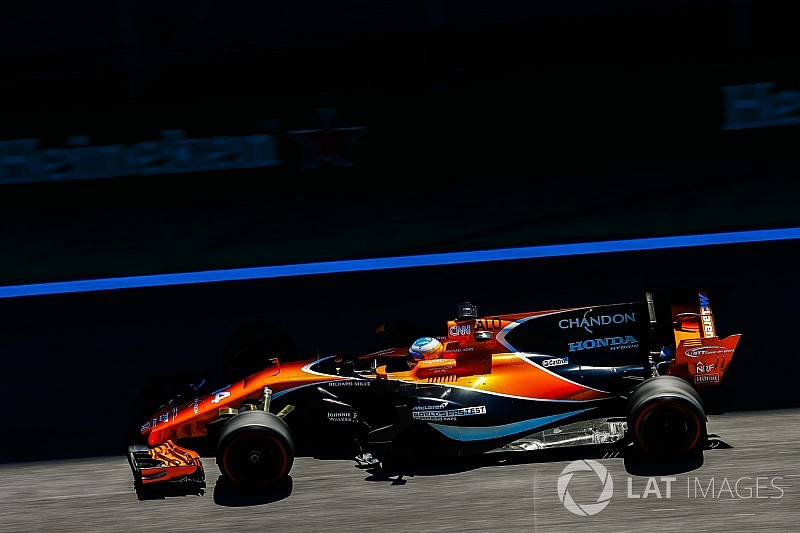 Stockpiling Honda engines paid off, says McLaren