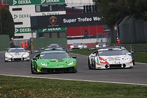 Sigue en directo la espectacular final mundial de la Lamborghini Cup