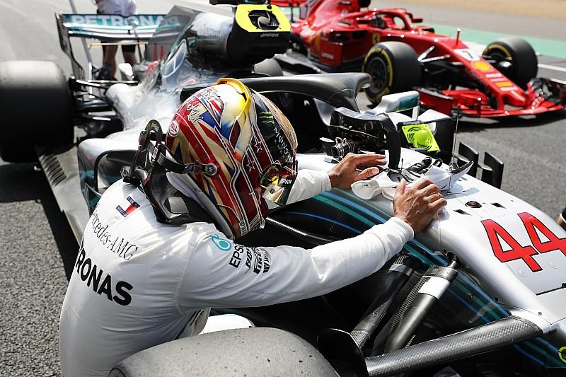 Hamilton, emocionado tras su