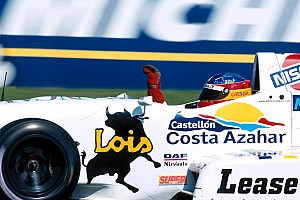 Formula V8 3.5 Diaporama Alonso, Vettel, Ricciardo... Ils ont fait leurs gammes en F3.5!