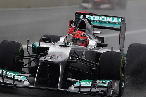 Wolff: Schumacher foi um dos fundadores do domínio da Mercedes
