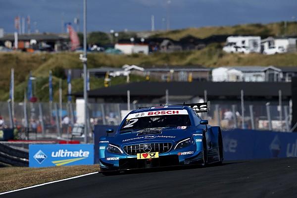 DTM Zandvoort DTM: Paffett dominates Sunday qualifying