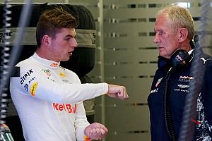 Formule 1 Actualités Max Verstappen, guidé par Jos et son