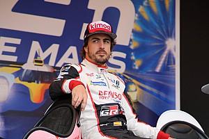24 heures du Mans Portrait Au Mans, la modestie du roi Alonso