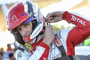 WRC Noticias Meeke, muy frustrado por su rendimiento