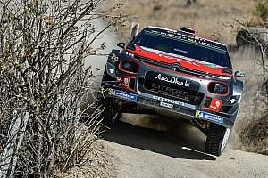 WRC Leg report Mexico WRC: Loeb steals lead from Sordo
