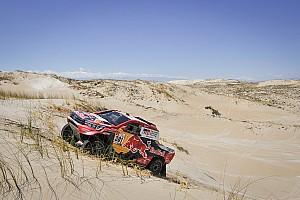 Rallye Dakar 2018: Al-Attiyah nach packendem Fünfkampf Schnellster
