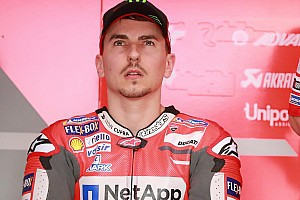MotoGP Motorsport.com hírek Lorenzo úgy érzi, Dovizioso megpróbálja