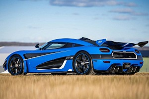 Automotive Breaking news Koenigsegg Agera RS reaches 242mph in less than 1.3 miles