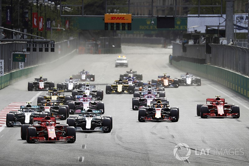 The winners and losers of F1 2018 so far