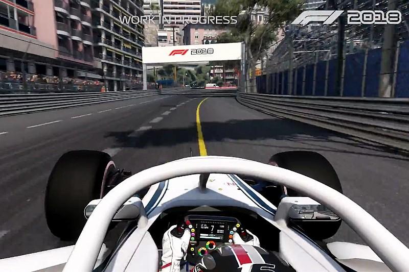 Video Dit Zijn De Eerste Beelden Van F1 2018 Inclusief Ers Bediening
