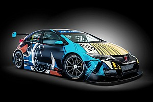 Vintage Breaking news Goodwood WTCC Art Cars revealed
