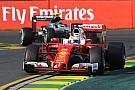 Australian GP – Vettel third