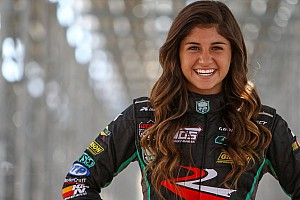 NASCAR Breaking news Hornish, Deegan highlight next NASCAR Drive for Diversity combine