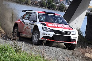 Other rally Leg report New Zealand APRC: Gill beats Kreim to take emphatic win