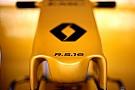 Renault umumkan tanggal peluncuran mobil F1 2017