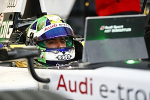 Fórmula E Últimas notícias Em vídeo, Di Grassi comemora pódio em Paris