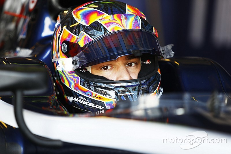 Russian Time to run Markelov, Makino in F2 in 2018