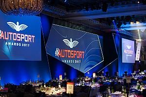General Livefeed Наживо: Дивіться Autosport Awards 2017