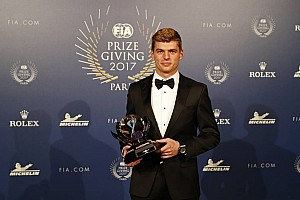 General Breaking news Verstappen wins third FIA Personality of the Year award
