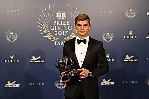 General Noticias de última hora Verstappen fue elegido Personalidad del Año de la FIA por tercera vez consecutiva