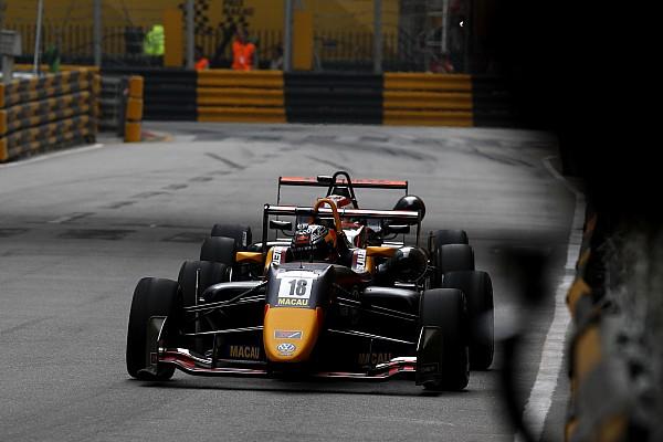 Formule 3 Résumé de course Ticktum remporte un GP de Macao rocambolesque!