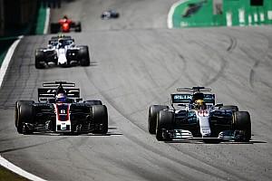 F1 Reactions Hamilton 'Piloto del día' tras su remontada en interlagos