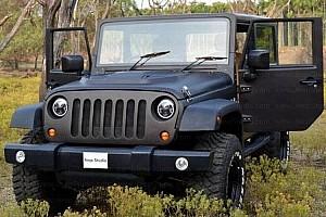 OTOMOBİL Son dakika Gözlerinize inanmayın, bu bir Jeep Wrangler değil