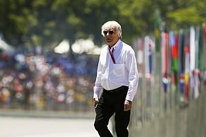 Fórmula 1 Últimas notícias Ecclestone: Liberty não deve ignorar ameaças de separação