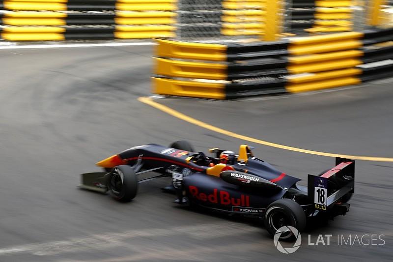 Тиктум выиграл в Макао благодаря аварии лидеров в последнем повороте