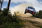 WRC Australia WRC: Neuville into rally lead after Mikkelsen crashes