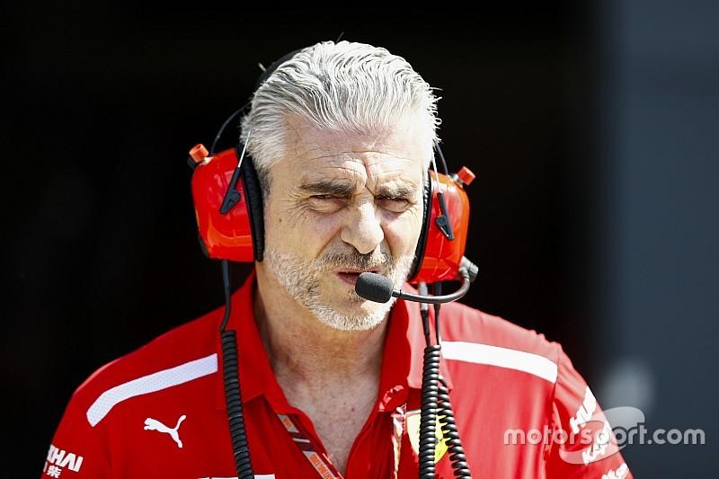 Перемога Ferrari в Сільверстоуні корисна для всієї Ф1 – Аррівабене