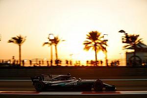 Hamilton nyerte a második edzést a Vettel-Ricciardo duó előtt Abu Dhabiban