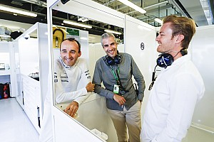 Formule 1 Actualités Rosberg se met en retrait de Kubica