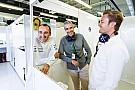 """Kubica enaltece apoio de Rosberg: """"Nos complementamos"""""""