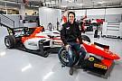 FIA F2 Boschung rempile avec MP Motorsport
